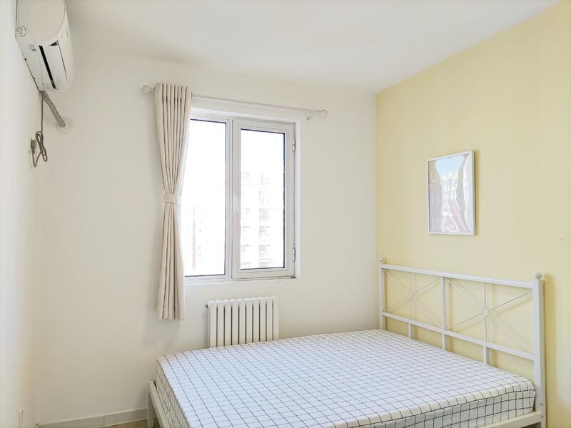 海淀北部新区友谊嘉园三期合租房源卧室图