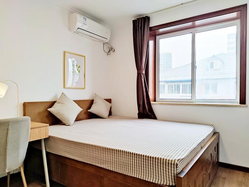 六铺炕双旗杆东里合租房源卧室图