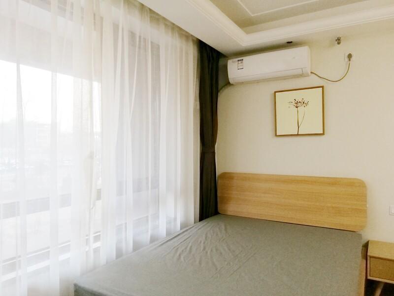 良鄉藍光星華海悅城整租房源臥室圖