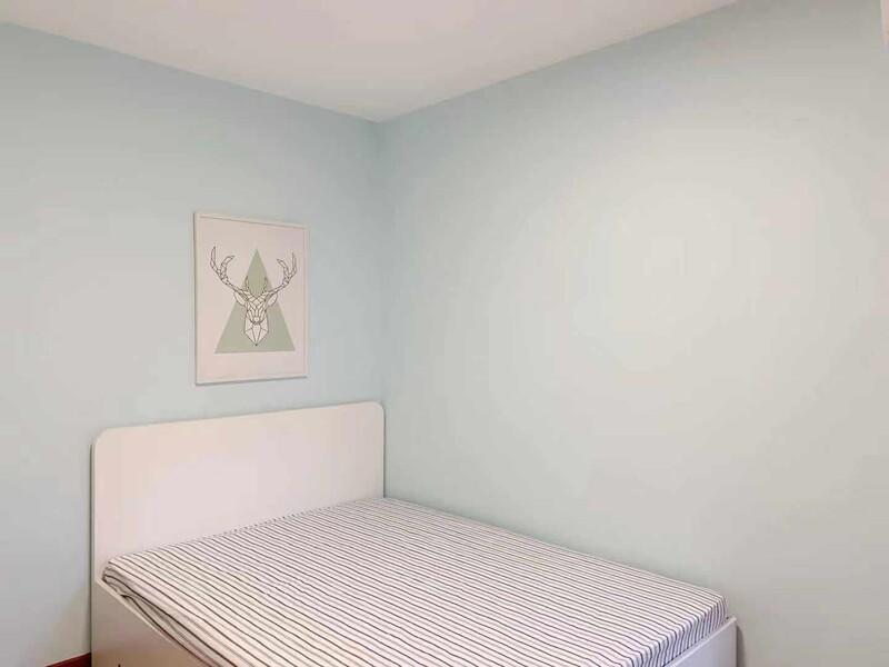 青塔春风雅筑整租房源卧室图