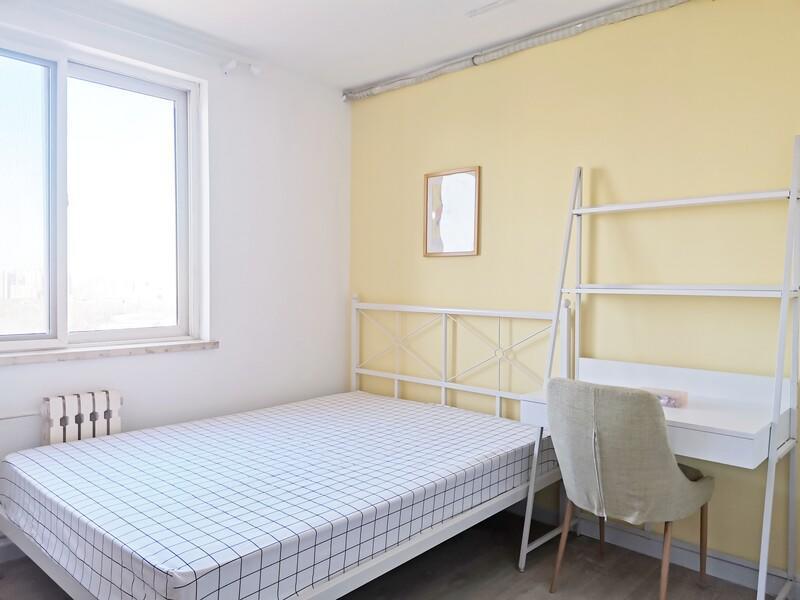 三元桥新纪家园合租房源卧室图