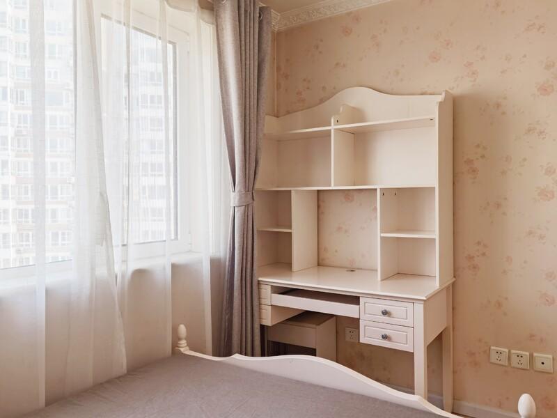 马家堡嘉园二里整租房源卧室图