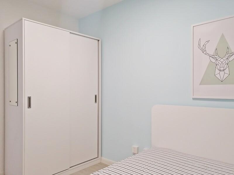 木樨园慧时欣园整租房源卧室图