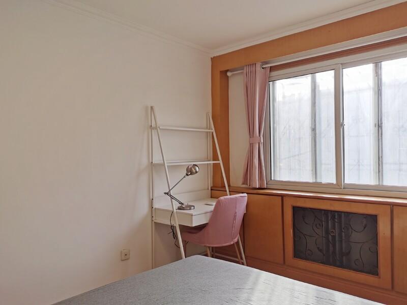 双桥双柳新居合租房源卧室图