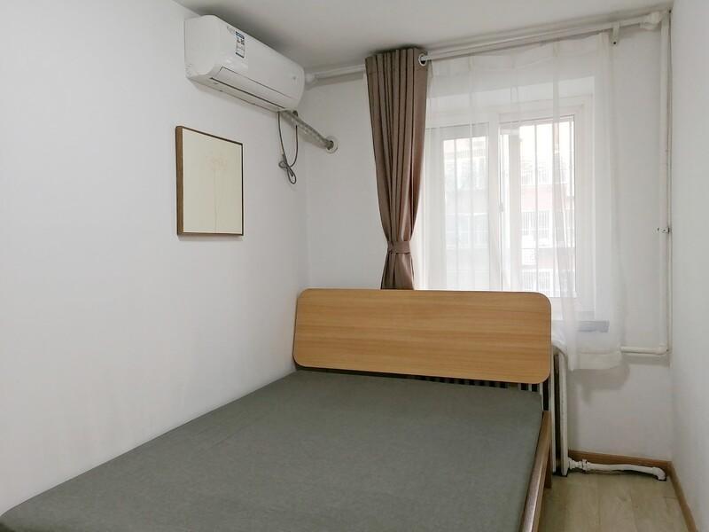 西单西黄城根南街一区整租房源卧室图