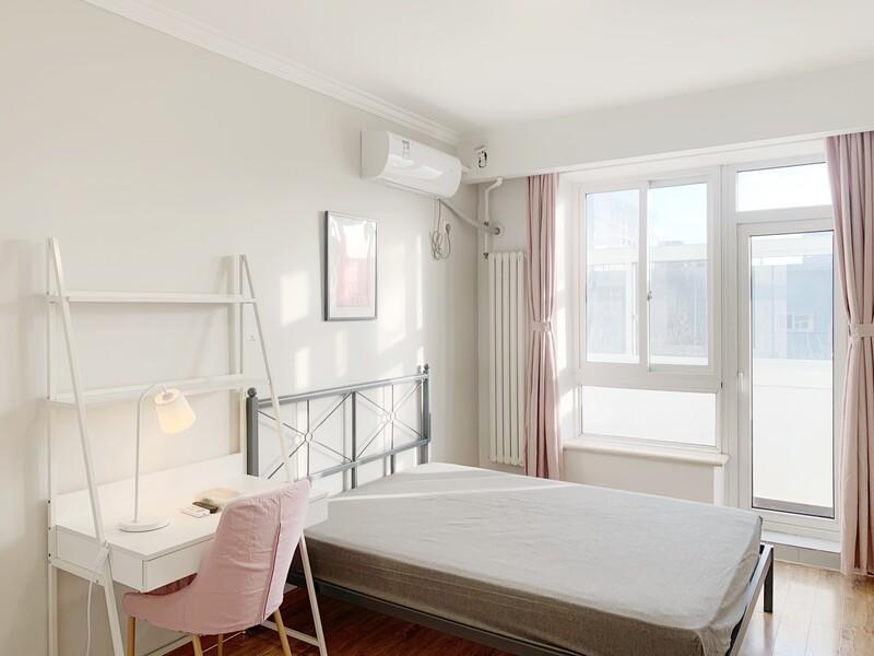 安贞安贞西里合租房源卧室图