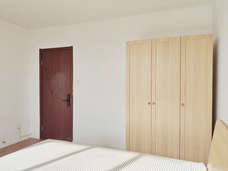 北关天赐良园西三期合租房源卧室图