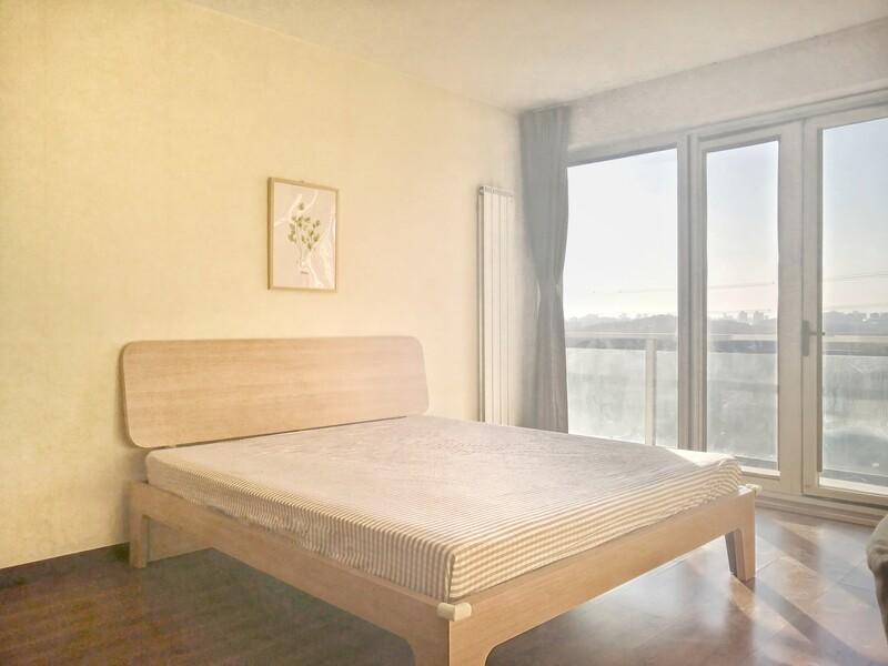 奥林匹克公园上元君庭合租房源卧室图