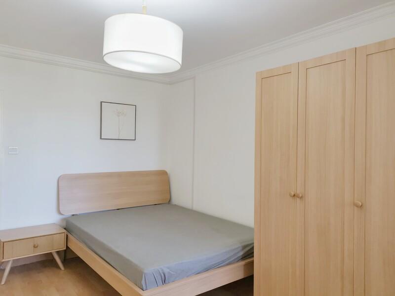 西直门德宝新园整租房源卧室图