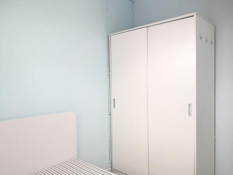 北大地北大地三里整租房源卧室图