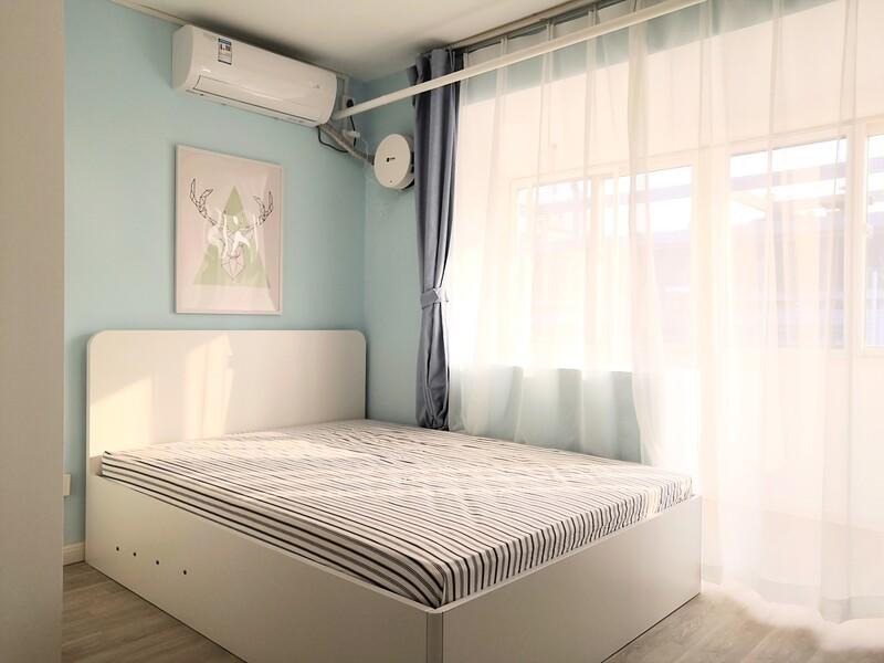 木樨地白云观整租房源卧室图