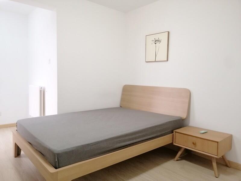 望京都市心海岸整租房源卧室图