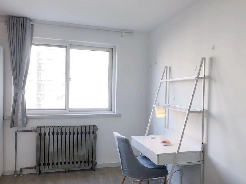 崇文门新景家园西区合租房源卧室图