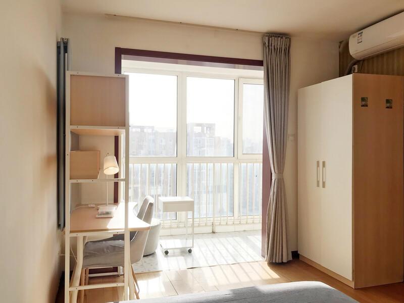 立水桥东亚奥北中心北区合租房源卧室图