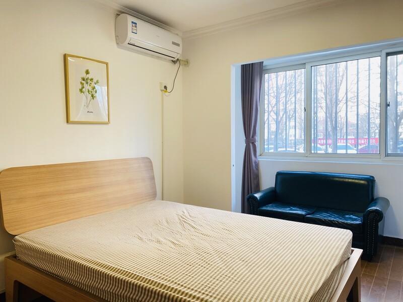 管庄北辰福第二号院合租房源卧室图