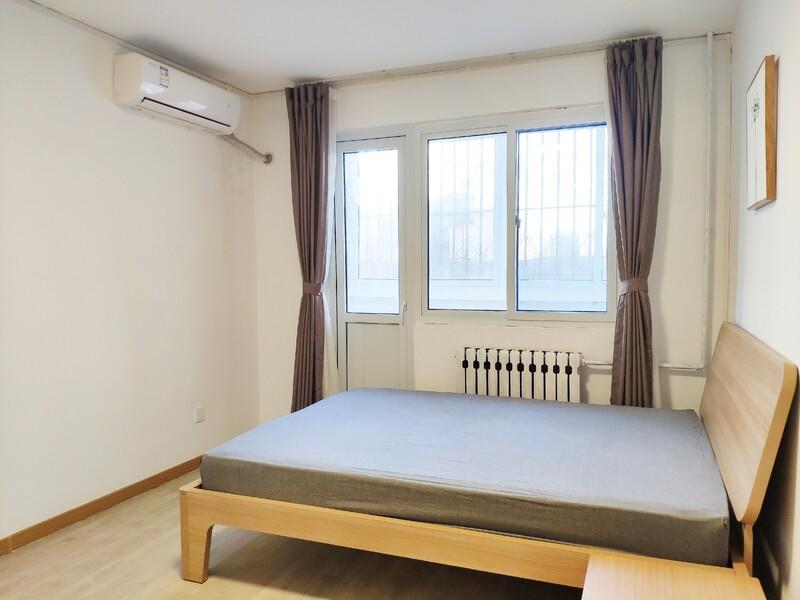 惠新西街小关北里整租房源卧室图