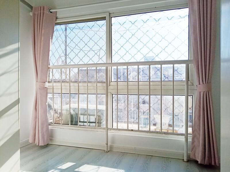 朝青姚家园西里5号院合租房源卧室图