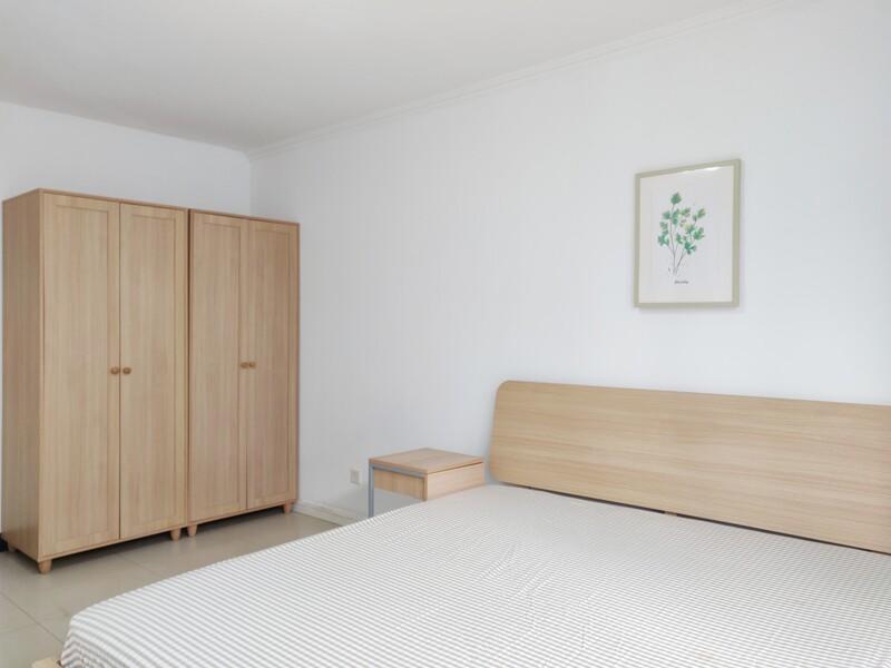 马家堡枫竹苑二区合租房源卧室图