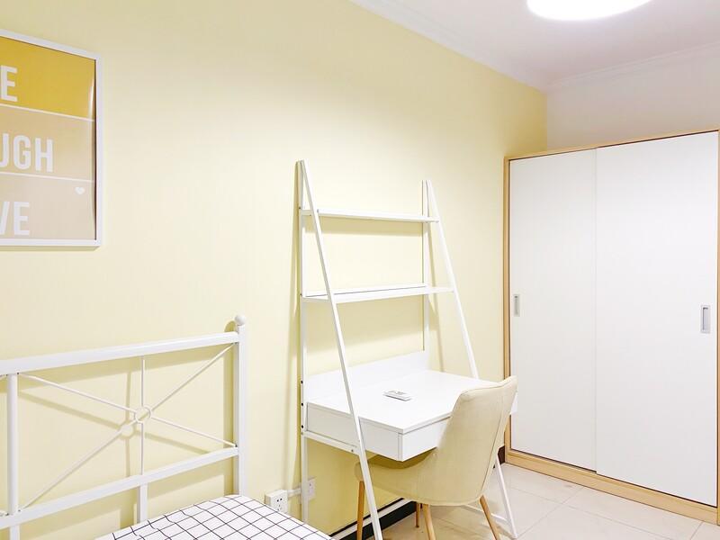 黄村建兴家园合租房源卧室图