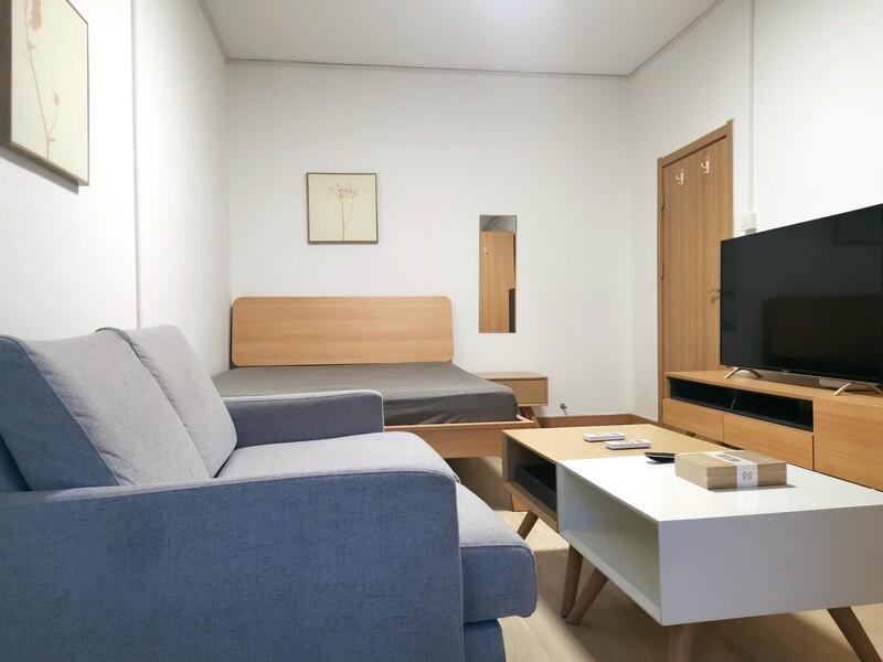 东直门北官厅胡同整租房源卧室图
