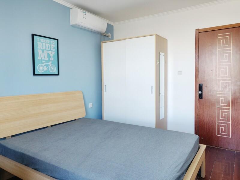 马家堡星河城东区合租房源卧室图