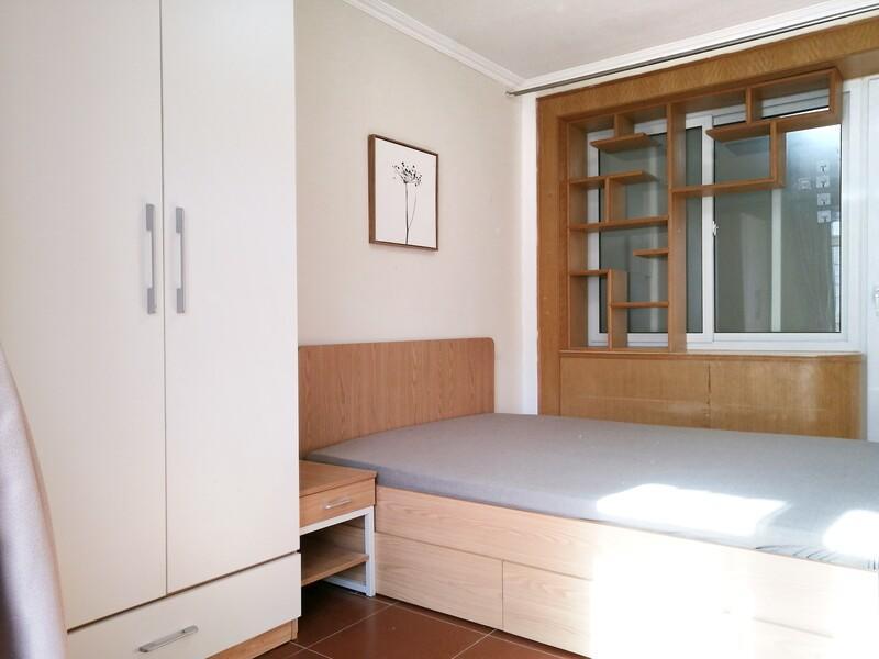 公主坟翠微路2号院整租房源卧室图