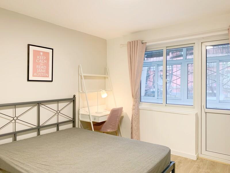 十里堡十里堡东里合租房源卧室图