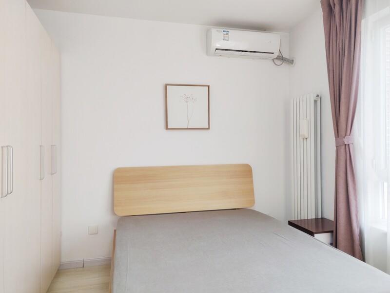 马家堡东亚三环整租房源卧室图