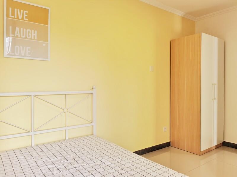 回龙观七燕路1号院整租房源卧室图