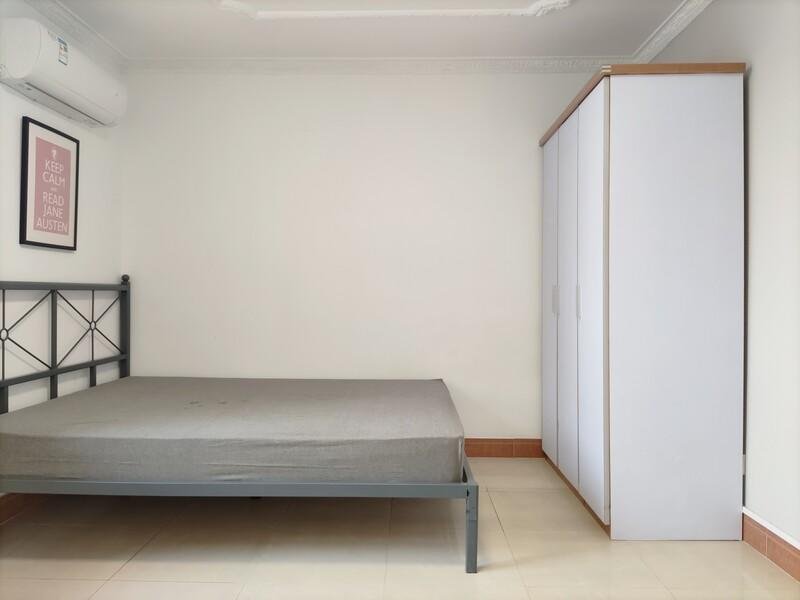 望京马南里合租房源卧室图