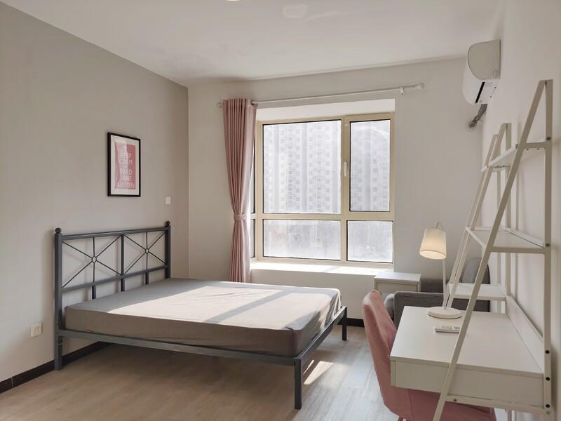 双桥远洋一方润园2号院合租房源卧室图