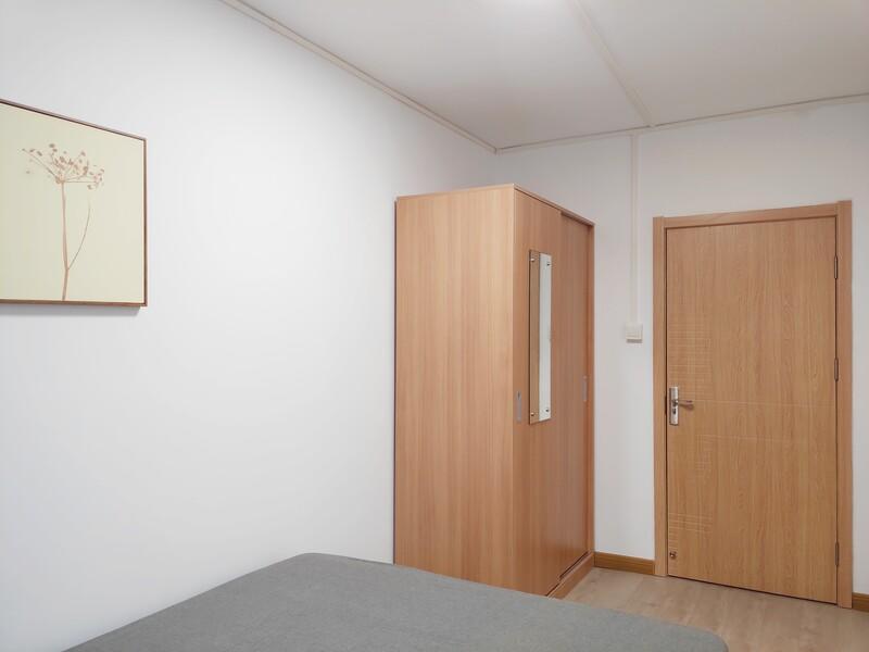 西直門如意里整租房源臥室圖
