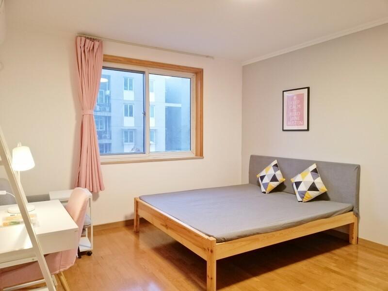 回龙观佰嘉城合租房源卧室图