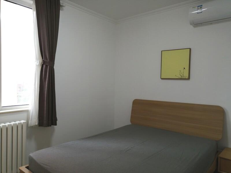 西北旺友誼嘉園二期整租房源臥室圖