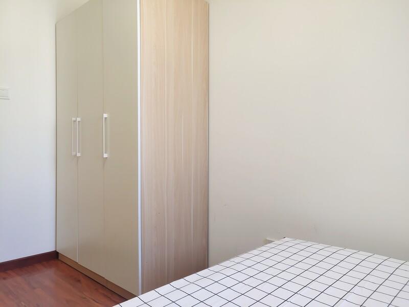 新宫合顺家园合租房源卧室图