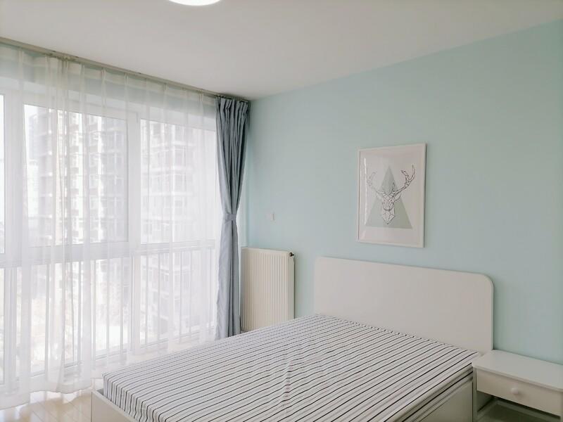 四惠远洋天地二期整租房源卧室图