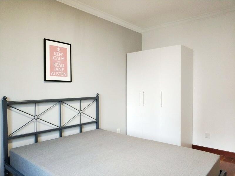 南沙滩北沙滩8号院合租房源卧室图