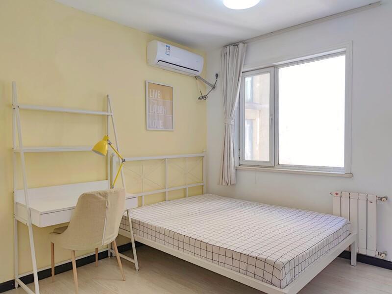 玉泉营三环新城7号院合租房源卧室图