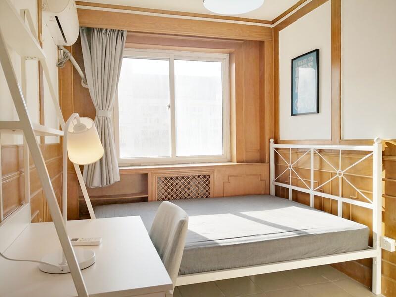枣园枣园小区合租房源卧室图