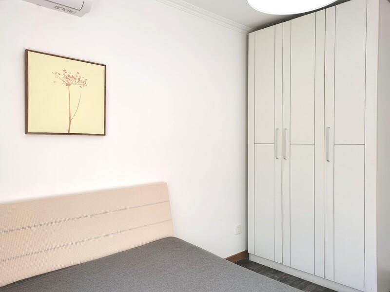 西三旗建材城西二里整租房源卧室图
