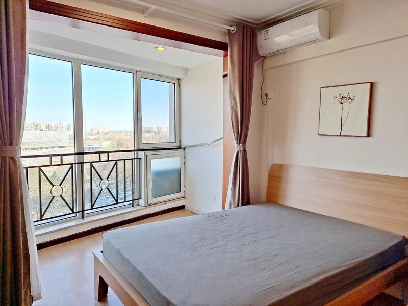 酒仙桥晶都国际整租房源卧室图