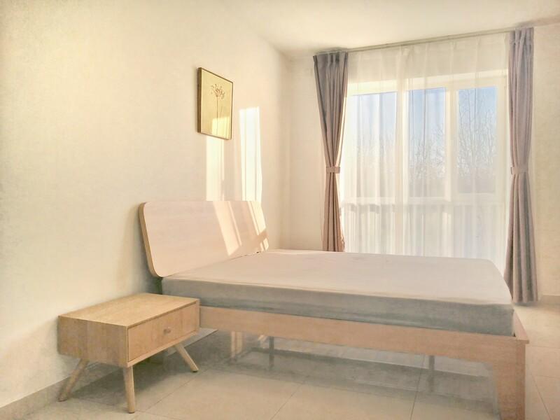 奥林匹克公园上元君庭整租房源卧室图