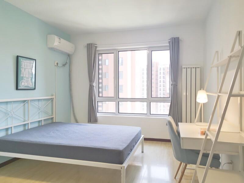 昌平其它保利紫荆香谷合租房源卧室图