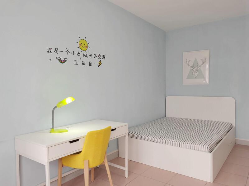 萬壽路復興路61號院整租房源臥室圖