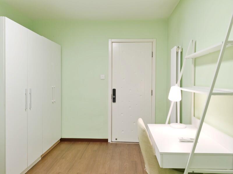 立水桥明天第一城6号院合租房源卧室图