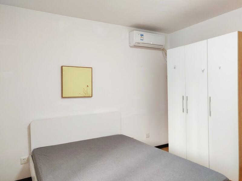 十里河弘善家园整租房源卧室图
