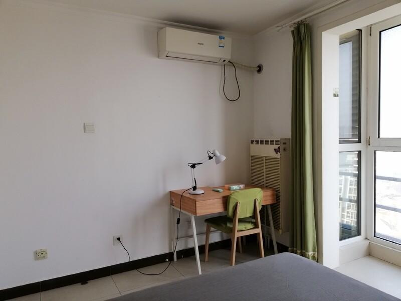 玉泉營萬年花城二期合租房源臥室圖