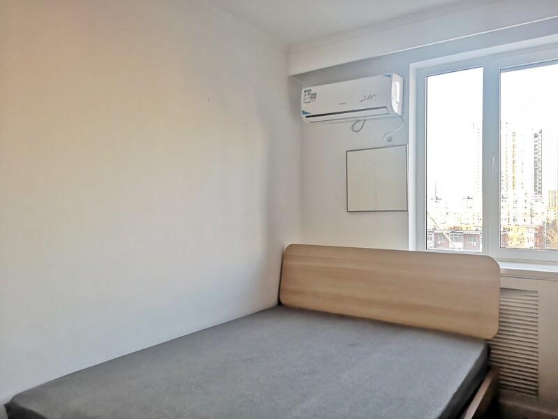 十里堡城市广场整租房源卧室图