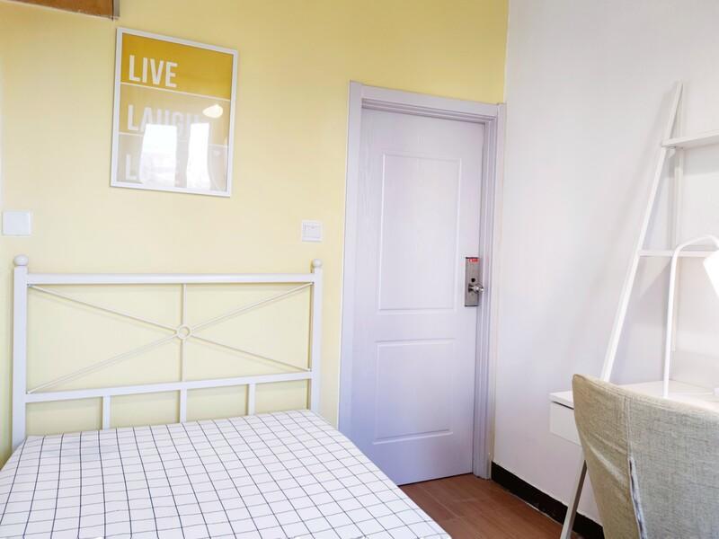安定门安德路乙61号院合租房源卧室图