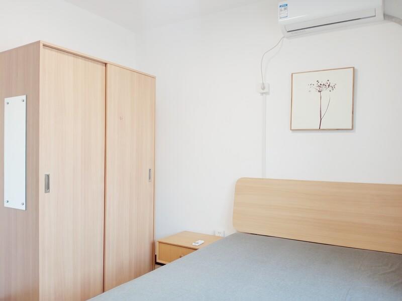 五道口南沙滩小区整租房源卧室图